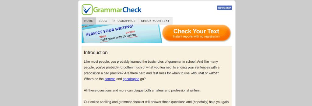GrammarCheck